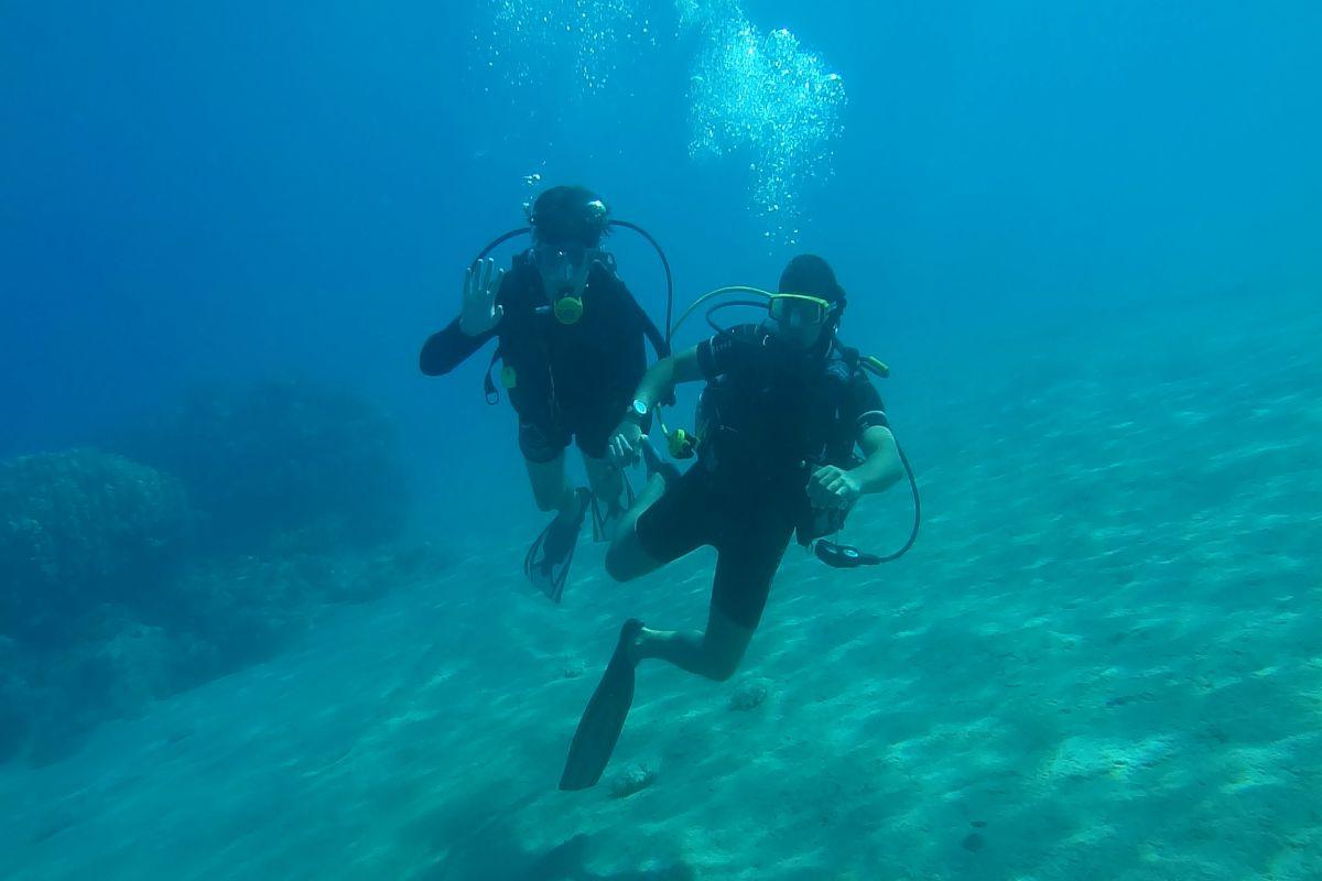 Scuba Diving Lefkada